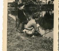 "Chiro Melle, ""de campagne"", Heverlee, 1943- 1947"