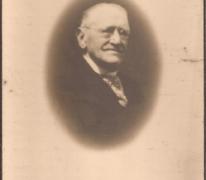 Bidprentje Joseph Verbrugghen, Sint-Lievens-Houtem, 1948