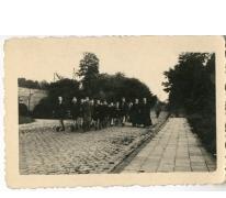 Chiro Melle, marcheren op kamp, Namen, 1946