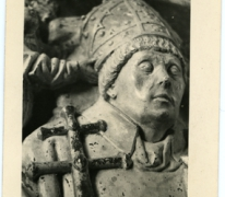 Heilige Livinus in kerk, Sint-Lievens-Houtem, datum?