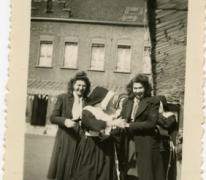 Zuster Salezia, Sint-Lievens-Houtem, 1943