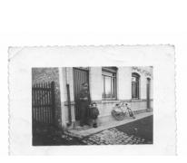 Rooigemdries (Coppens' huizen) Balegem, 1947