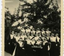 Zusters Sint-Lievensinstituut, Sint-Lievens-Houtem, 1940