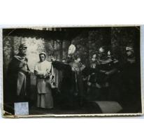 Toneelopvoering Vreugd in Deugd, Sint-Lievens-Houtem, datum?