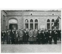Herdenking Wapenstilstand, Oosterzele, 11/11/68