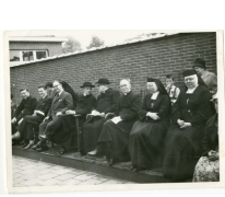 Schoolfeest op het klooster, Oosterzele, 1960-1969