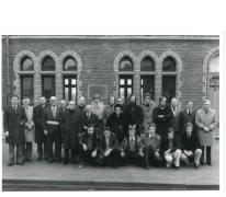 Tafeltennisclub 'Artemis', Oosterzele, 1975