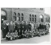 Kadettenploeg voetbal, Oosterzele, 1976