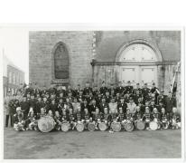 Fanfare Sint-Cecilia en marjoretten, Oosterzele, datum?