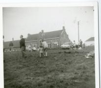 Bezoekdag op kamp, Louise-Marie, 1960-1970