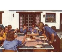 Leidsters chiro Geertrui, Heusden, 1975-1979