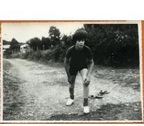 Klaar voor de sprint, Marcourt, 1971