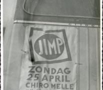 Affiche Jimpdag op 2pk, Melle, 1971