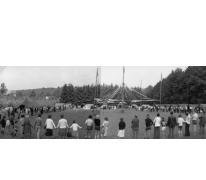 Opening bezoekdag chiro Melle, Forge-Philippe, 1979