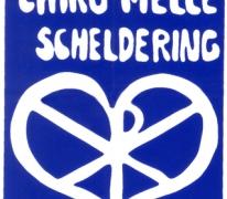 Sticker naar aanleiding van 40 jaar Chiro, 1939-1979.