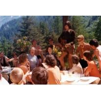 De kookouders worden bedankt, Zuid Tirol, 1977