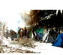 Overleven bij -15°, Opont, 1999.