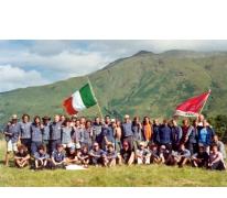Groepsfoto, Ierland, 2006.