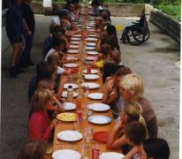 Middagmaal, Berlare, 2000.