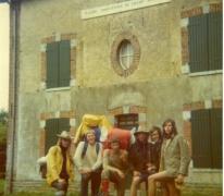 Tweedaagse op kamp chiro Melle, Willerzie, 1974