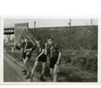 Liftende chirojongens, Melle, 1970-1975