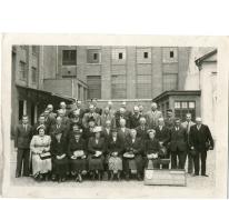 Boerenbond Oosterzele in Merksem, 1950