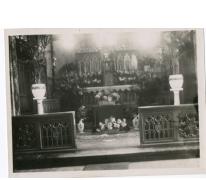 Altaar kerk, Oosterzele, datum ?