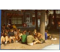 Muziek op chirokamp, Molenbeersel, 1975