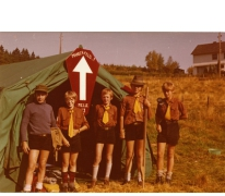 Toppers chiro Scheldering, Marderfeld, 1973