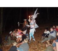 Chiro Scheldering speelt bosspel, Membre, 2005