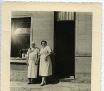 Slagerij van Henri en Hélène Broeckaert-Raes, Landskouter
