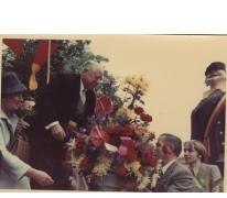 Burgemeester Destelbergen en Dorus, Destelbergen, 1976