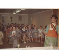 publiek inhuldiging Sooike, Destelbergen, 1976