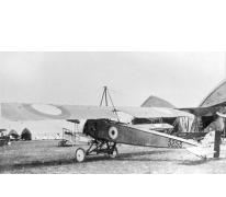 Morane-Saulnier met registratienummer 3253, 1915