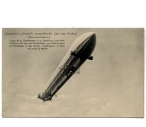 Nieuwste zeppelinmodel, 1916