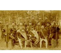 Schuttersmaatschappij Sint-Sebastiaan, Melle, 1901