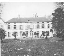 Kasteel Pycke, Melle, 1917