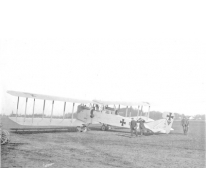 Gotha van Adolf Genth, Sint-Denijs-Westrem, 1917