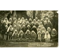 Retraite naar Oostakker en Lourdes, Sint-Lievens-Houtem, 1929