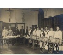 Het voedselcomité in Melle tijdens de Eerste Wereldoorlog, 1914-1918
