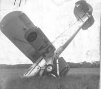 Gecrashte Gotha, 1917