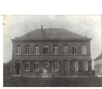 Huis 'Ter Velt', Gontrode, eind 19e eeuw