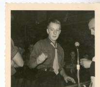 Chiro Melle, belofte aflegging, Melle, 1961