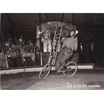 Joe de fietsendief, Circus Tondeurs op Houtem Jaarmarkt, ca. 1920-1950