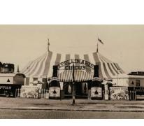 Circus Appolinaris, Sint-Lievens-Houtem, 1955-1957