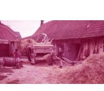 Op de boerderij, Moortsele, jaren '60