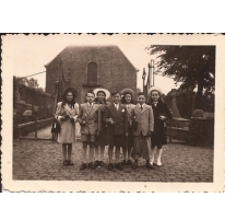 Communicanten, Sint-Lievens-Houtem