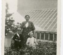 Tussen de rozen, Oosterzele, jaren 1940