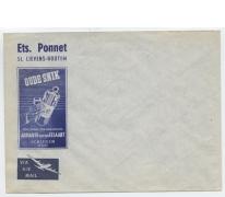 Enveloppe Distillerie Ponnet, Sint-Lievens-Houtem, 1923-1969