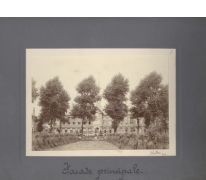 Hoofdgebouw, Caritasinstituut, Melle, 1910-1915